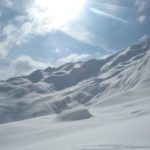 Skitouren im Passeiertal, Hohe Kreuzspitze 2743m